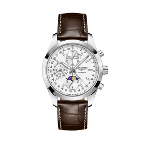 Longines Conquest Classic Chrono Moon Phase Ref. L27984723