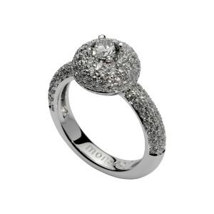 Anel Monseo Eternal Diamantes AN1712