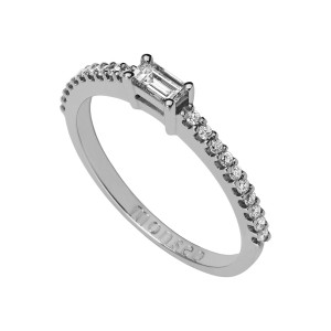 Anel Monseo Eternal Diamantes AN2387