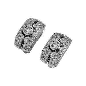 Brincos Monseo Eternal Diamantes BI1226C